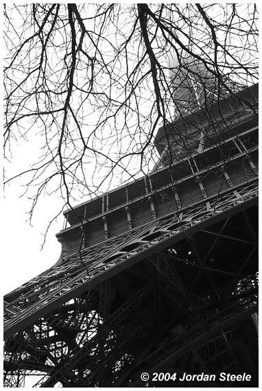 IMAGE: http://www.jordansteele.com/images/arch/Eiffel_tower_bw.jpg